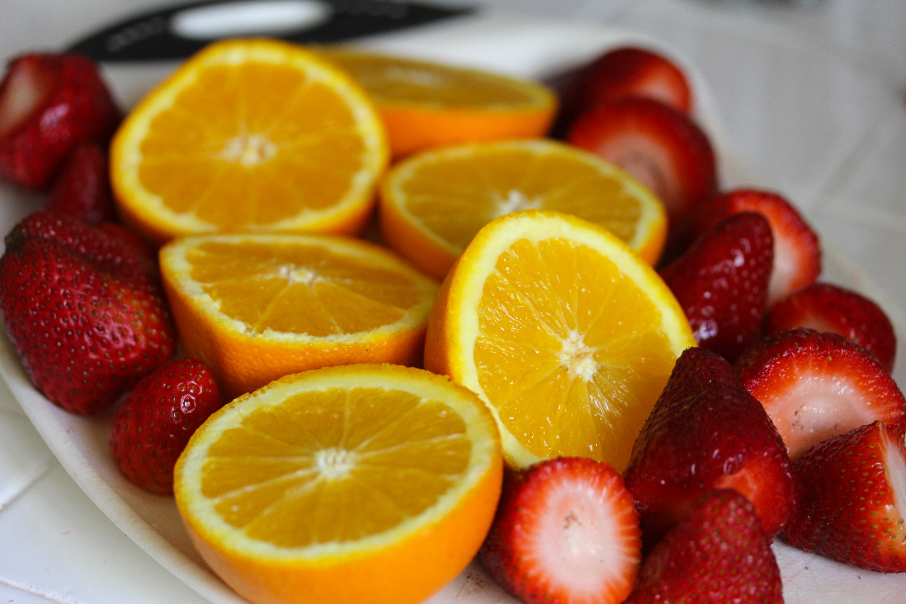 Image result for strawberries and oranges